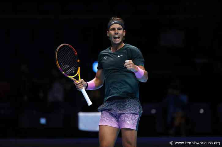 Young Spanish star: 'Rafael Nadal is a mental beast. You can learn a lot from him'
