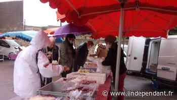Vif succès pour le marché au gras de Paraza - L'Indépendant