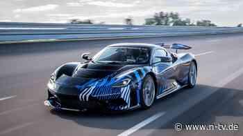 """Kein typisches """"Halo car"""": Super-Stromer von Pininfarina"""