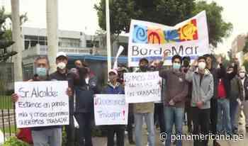 Barranco: trabajadores de Bordemar consideran arbitrario el cierre de locales | Panamericana TV - Panamericana Televisión