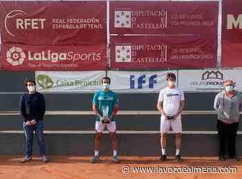 Javi Barranco y Benjamín Winter, protagonistas en la final del ITF Benicarló - La Voz de Almería