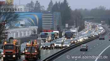 Verkehr: Staugefahr rund um Hamburg: Reparaturen auf Autobahnen