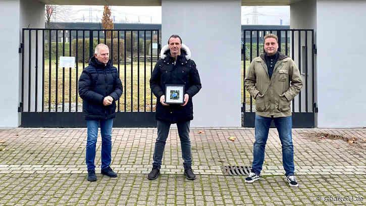 Stiftung Schalker Markt: Christian Wetklo übernimmt ebenfalls Patenschaft für Teil des Blauen Bands
