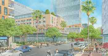 San Fernando Valley to get a $1-billion 'mini-city' - Los Angeles Times