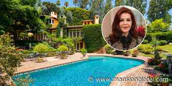 Priscilla Presley Sells Spanish-Style Los Angeles Estate for $13 Million - Mansion Global