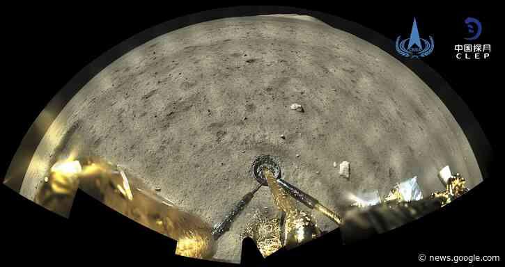 China: Moon probe preparing to return rock samples to Earth - Associated Press