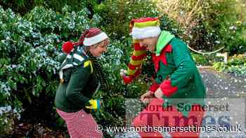 Sports clubs to complete santas on the run for CHSW - North Somerset Times
