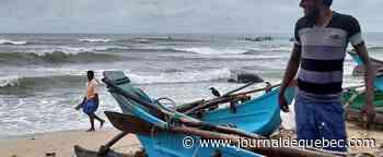 Après avoir frappé le Sri Lanka, un cyclone se dirige vers le sud de l'Inde