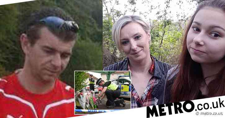 Dad 'slit wife and daughter's throats after wrongly thinking he was cheated on'
