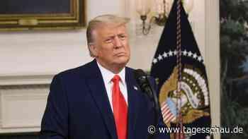 US-Wahl: Trump erneuert seine Betrugsvorwürfe