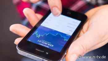 Aktienhandel günstig: Smartphone-Broker haben Einschränkungen