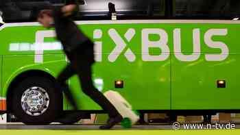 Zunächst zeitlich begrenzt: Flixbusse rollen bald wieder los