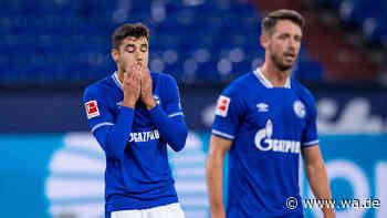 Mit Eisbeutel und Golf Cart abtransportiert: Nächster Ausfall bei Schalke 04 droht