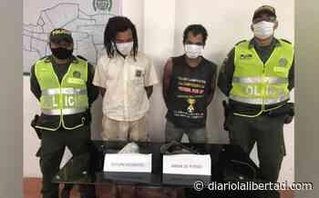 Capturados 2 hermanos en Campo de la Cruz Atlántico por porte ilegal de armas de fuego. - Diario La Libertad
