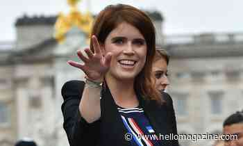 Princess Eugenie's latest maternity outfit is too gorgeous - designer boots included