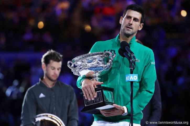 Paolo Bertolucci: 'Novak Djokovic will pass Roger Federer, Rafael Nadal'