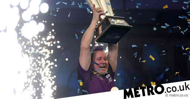 PDC World Darts Championship draw made as Michael van Gerwen and Peter Wright learn their fate