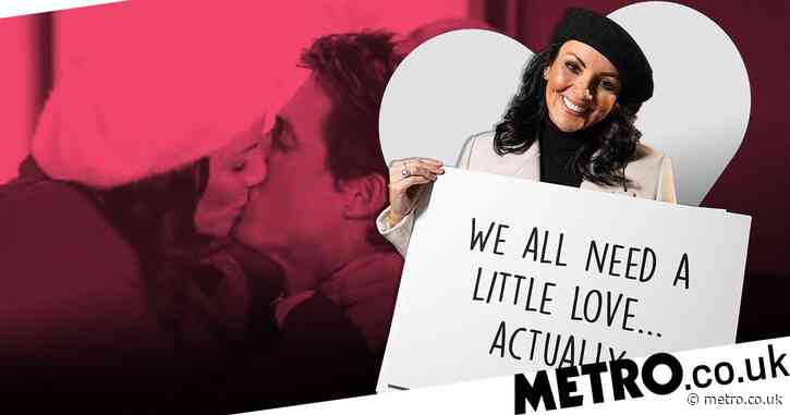 Love Actually's Martine McCutcheon on working with her 'crush' Hugh Grant and why the film has stood the test of time