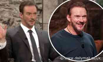 'I lost 20 pounds!' I'm A Celebrity's Russell Watson discusses his weight loss on show