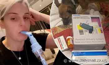 Kelly Osbourne thought she had coronavirus