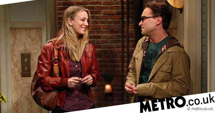 The Big Bang Theory star Johnny Galecki jokes he's launching Kaley Cuoco rival series 'Cup of Galecki'