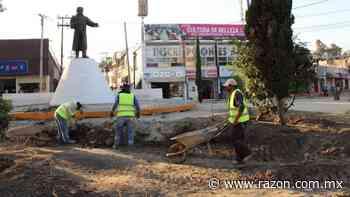 Avanza renovación de cabecera de Naucalpan - La Razon