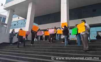 Vecinos protestan contra Plan de Desarrollo Urbano en Naucalpan | El Universal - El Universal