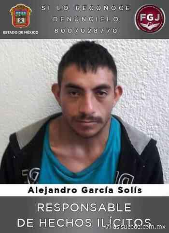 Sentencian a sujeto en Tenancingo por prostitución de una menor a 33 años de cárcel - Noticiario Así Sucede