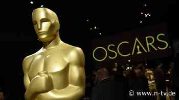 Show mit Gästen im April geplant: Virtuelle Oscars sind keine Option