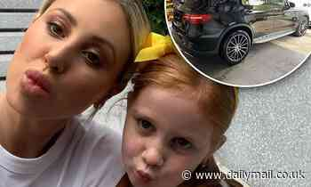 Roxy Jacenko is criticised for buying her daughter Pixie, nine, a $84,500 Mercedes-Benz