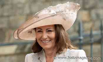 Carole Middleton hints at George, Charlotte and Louis' excitement on Christmas Eve