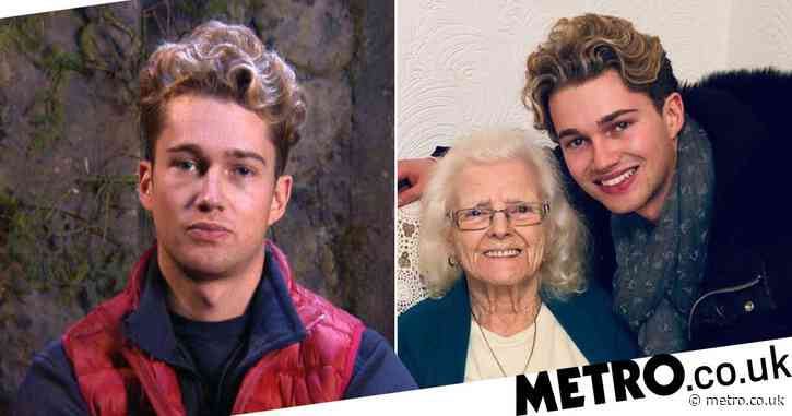 AJ Pritchard addresses death of nan after being kept in the dark during I'm A Celebrity 2020