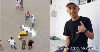 Corpo de turista de 19 anos é encontrado na praia de Pitangueiras - A Tribuna