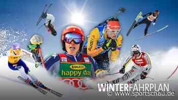 So läuft der Wintersport in der Sportschau ab heute