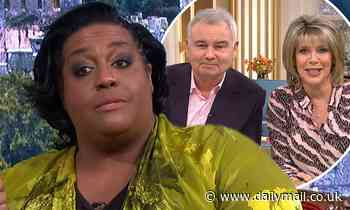 Alison Hammond is 'in duty of care talks with ITV amid trolling