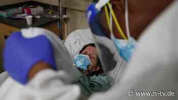 Eine Woche nach Thanksgiving: Erstmals über 3000 Covid-Tote am Tag in USA