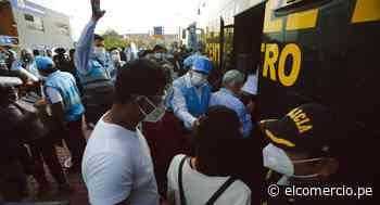 Metropolitano: así luce la estación El Naranjal por la suspensión del servicio de la mayoría de operadores   FOTOS - El Comercio Perú