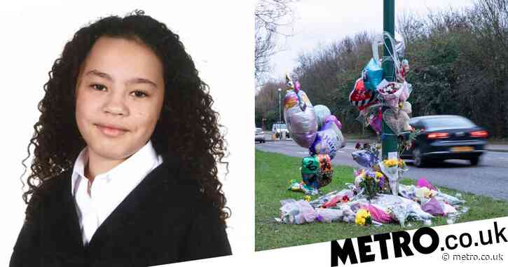 Girl, 10, died after being hit by ambulance on her way to buy sweets