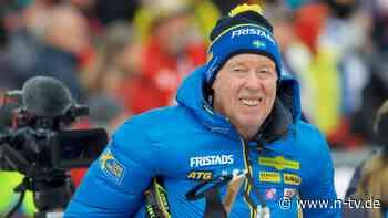 """Pichler überlebt Herzinfarkt: Biathlon-Trainer """"war drei Minuten tot"""""""
