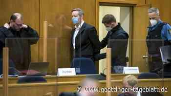 Stephan Ernst vor Gericht: Lübcke konnte sich körperlich nicht wehren