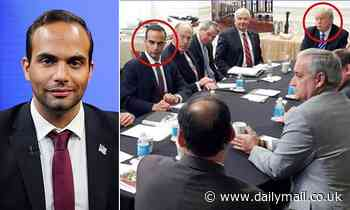 Former Trump adviser George Papadopoulos says he would be 'honored' to receive a pardon