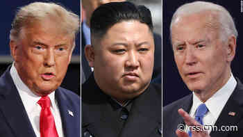 Biden team weighs North Korea policy as the era of Trump's 'love' letters with Kim ends