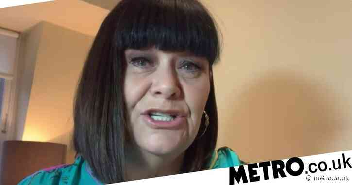 Dawn French struggled to film Vicar Of Dibley's emotional tribute to Alice Tinker