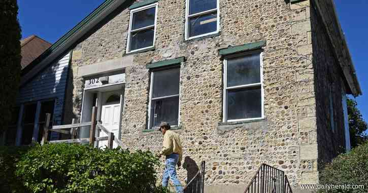 Elgin council unanimously supports ongoing renovation of historic home