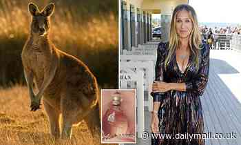 Kangaroo attacks female jogger then waits outside her home