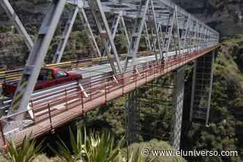 Quito: Mujer evitó que una joven se lance desde puente al río Chiche - El Universo