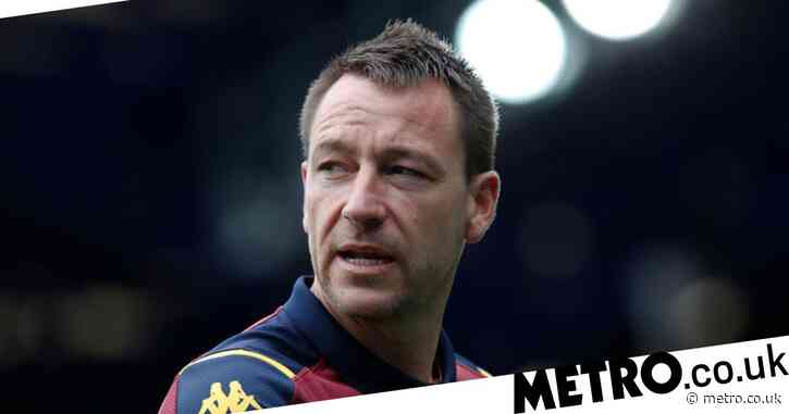 John Terry wants Ashley Cole as his assistant if offered Derby County job