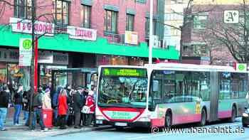 Ermittlungserfolg: Polizei sicher: Täter nach Steinwürfen auf Bus identifiziert
