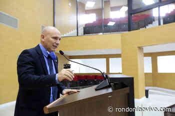 PARLAMENTAR: Ezequiel Neiva anuncia conclusão de ponte no Assentamento Nova Vanessa - Rondoniaovivo