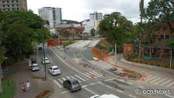 Nova ponte do Centro Histórico deve ser entregue no início de 2021, diz Prefeitura de Blumenau - OCP News